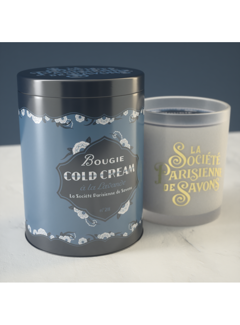 La Grande Bougie Cold Cream