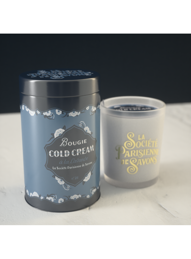 La Mini Bougie Cold Cream